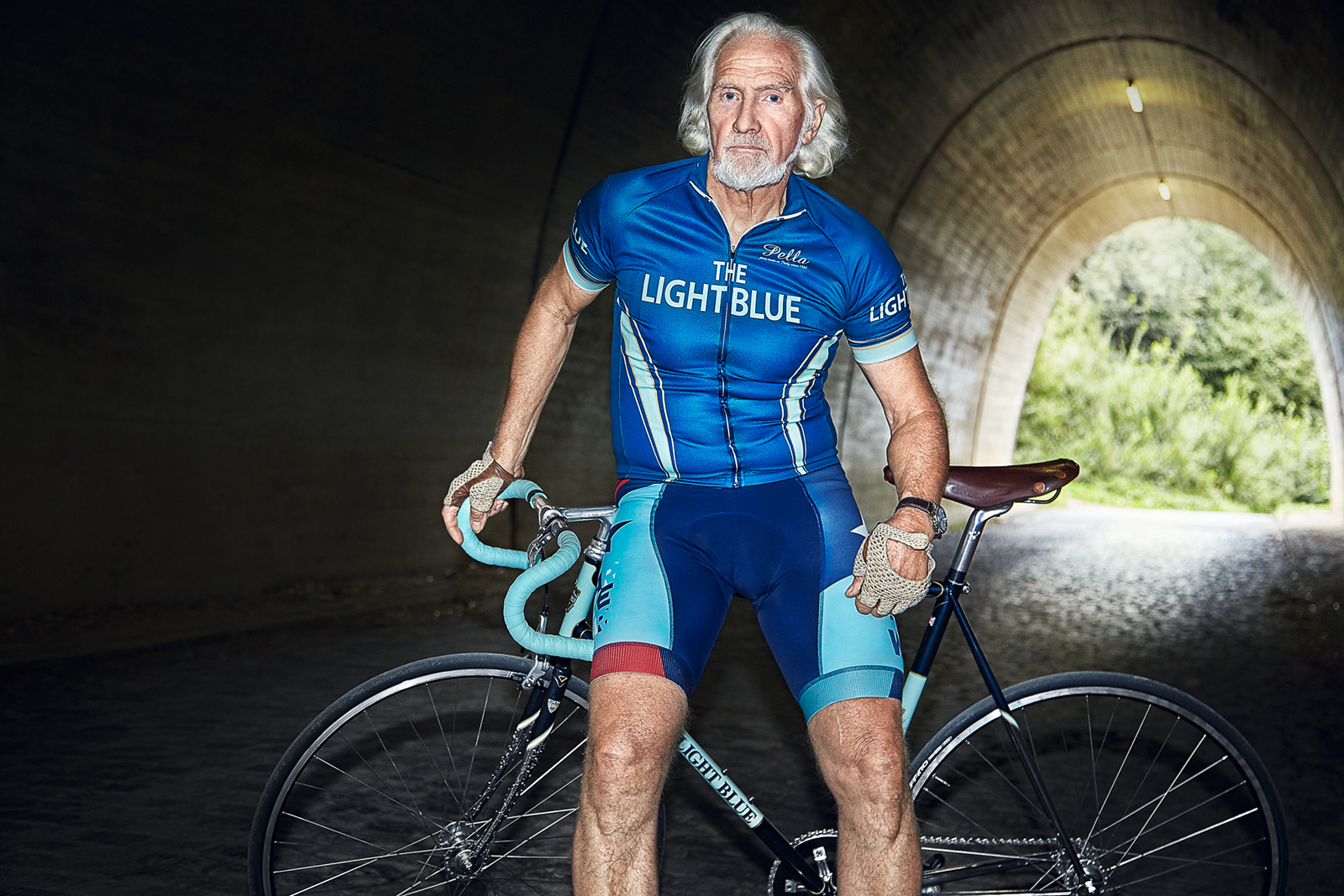 The Light Blue Cycles UK Portrait