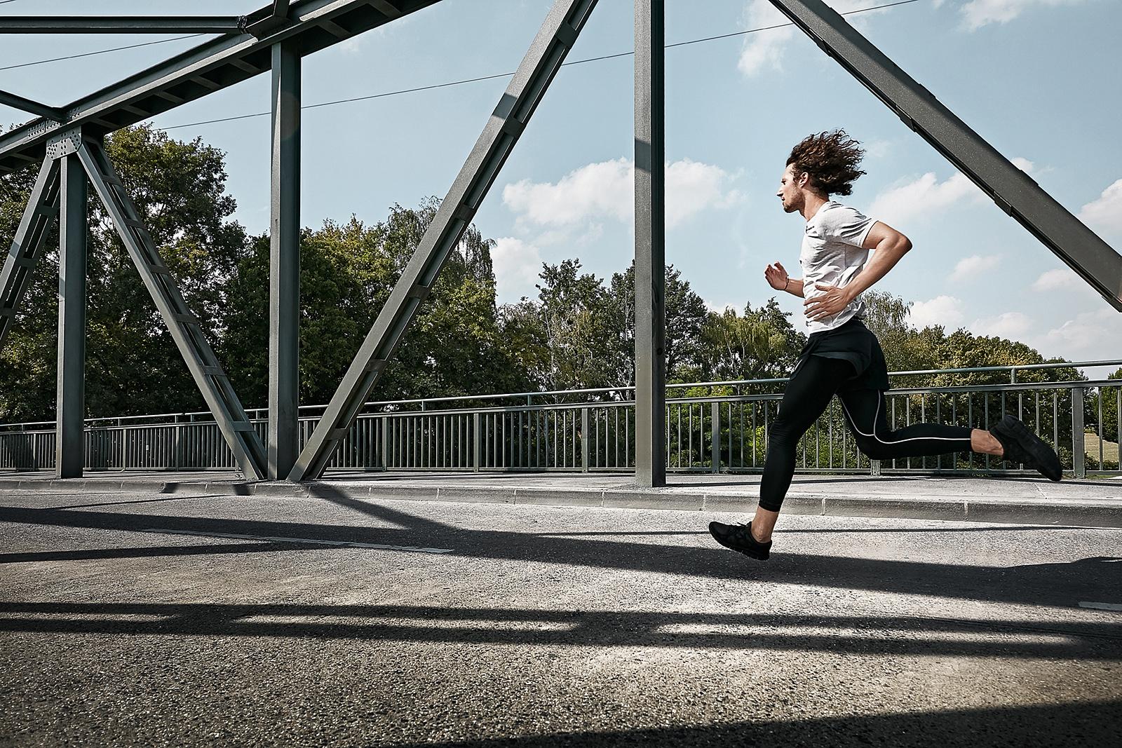 Model: Max Weber, Nike Running